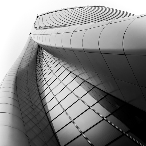 zaha hadid tower lookup generali