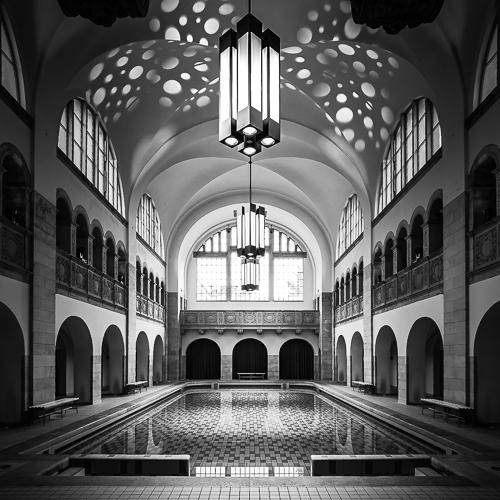 berlin hotel oderberger architecture light schwimmbad